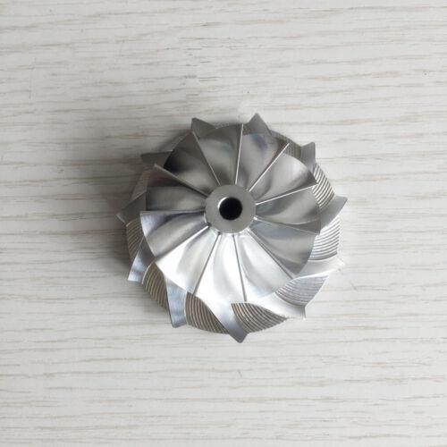 TD04HL 13T 40.61//56.02mm 49377-04200HF 11+0 blades turbo billet compressor wheel