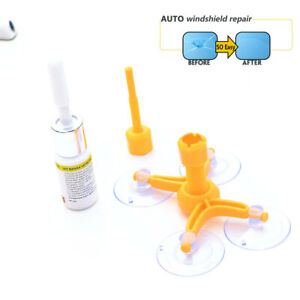 Details About Automotive Glass Repair Tools Windshield Window Remover Seal Diy Chip Crack Fix