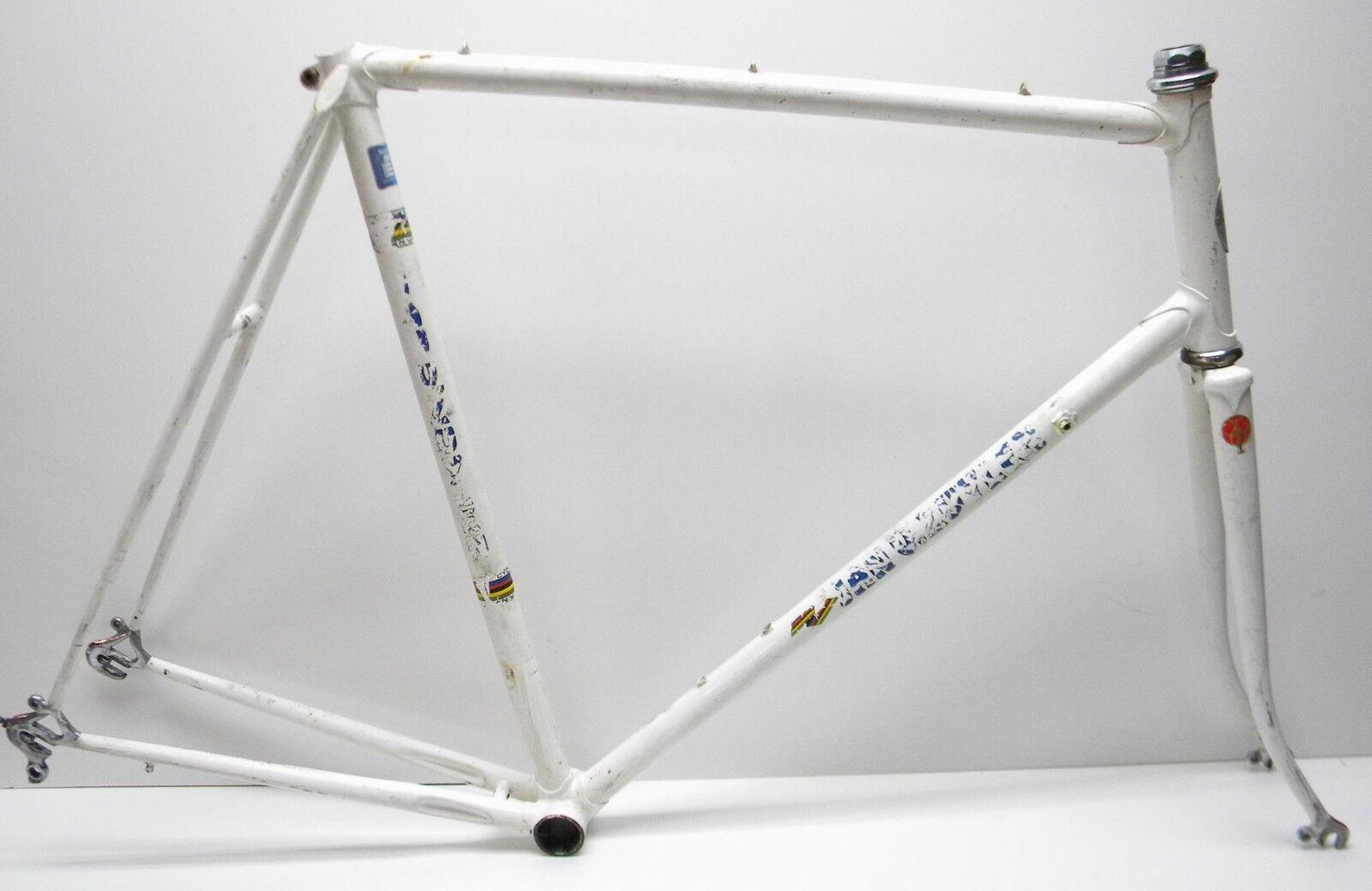 Vintage MIYATA Road Bike Frame + Fork - Jan V. Zuylen