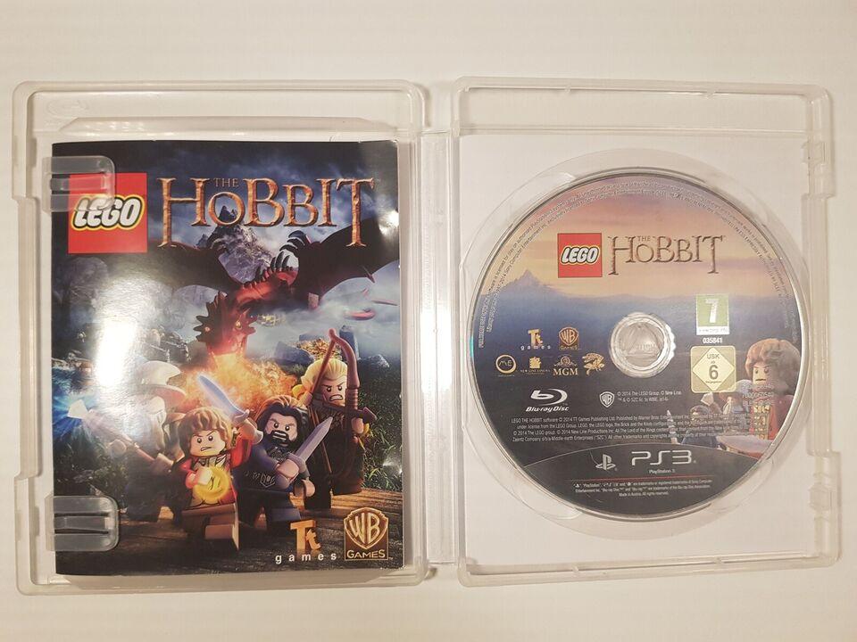Lego the Hobbit, PS3