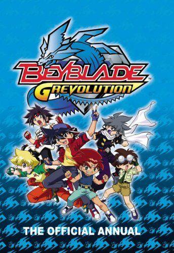 Beyblade G Revolution Annual 2006