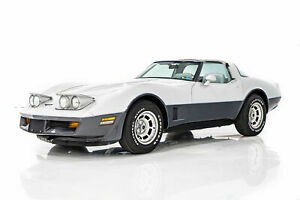 1981 Chevrolet Corvette Completely Original With Only 16,701mi (26,877km)