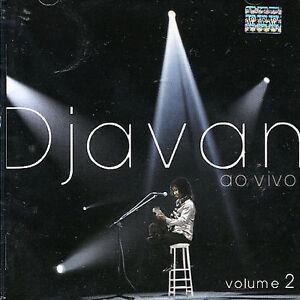 cd djavan ao vivo vol 2