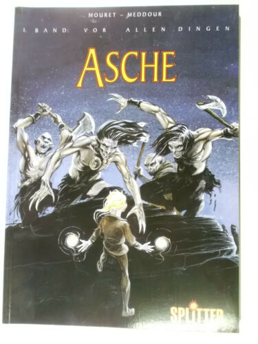 Neuwertig Splitter Verlag, Softcover ASCHE # 1