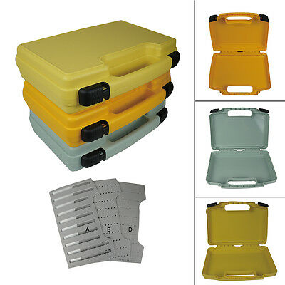 Aventik High-impact Cork Box Fly Foam Box 5.51X3.74X1.1inch Fly Fishing Lure Box