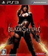 Used PS3 Blades of Time PLAYSTATION 3 SONY JAPAN JAPANESE IMPORT