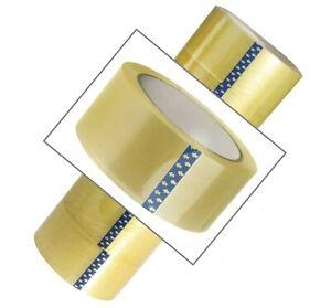 Paketband Packband Klebeband klar leise