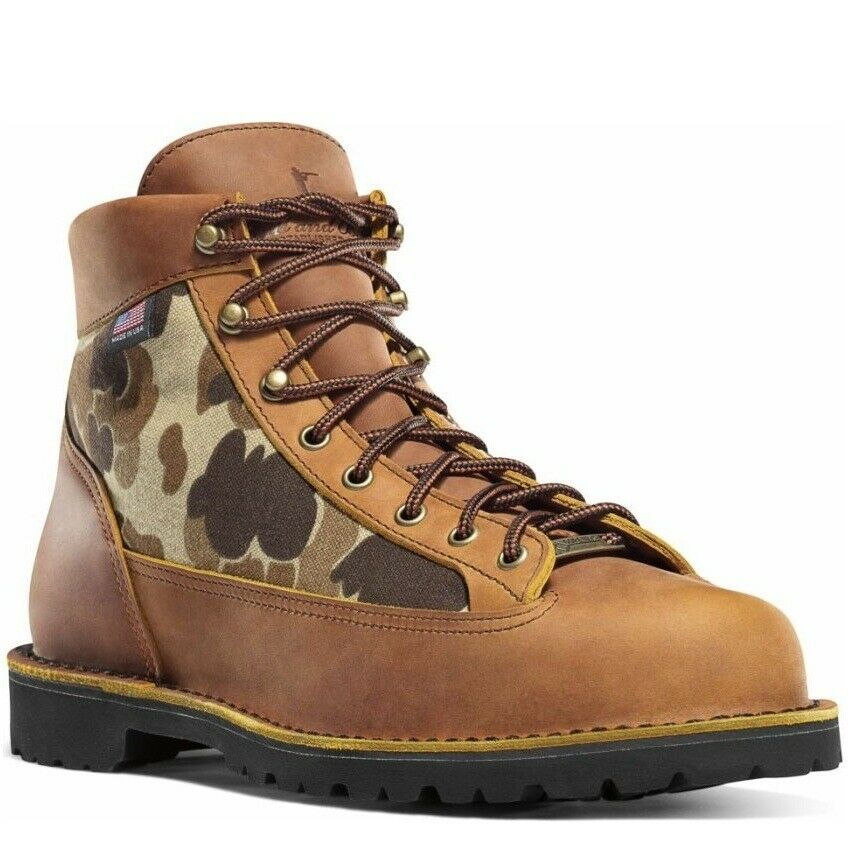 DANNER Light 33021 Ball and Buck (Limited Edition, Goretex, Lthr Lined)