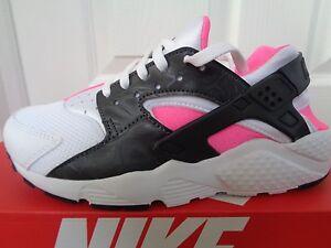 b49373f81e8f Nike Air Huarache Run (GS) girls trainers sneakers shoes 654280 104 ...