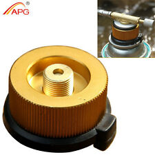 Camp Stove Tank Adapter Hiking Outdoor Picnic Stove Gas Transfer Conventer APG