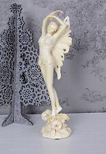 Jugendstil Skulptur Fee Elfenfigur Lichtwesen nordische Mythologie Fantasy