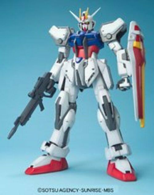 Bandai Hobby 1  60 GAT -X105 Strike Gundam Bandai Seed Action Figur BAN14212
