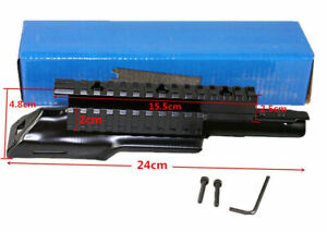 FIRECLUB-Receiver-Top-Dust-Cover-Scope-Mount-with-Tri-Rail-Picatinny