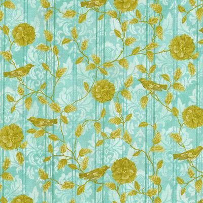 Freeform Dots Pastel Beautiful Paintbrush Studio 100/% Cotton fabric by the yard