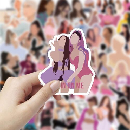 50pcs Music Rock Female Singer Ariana Grande Graffiti Sticker W2