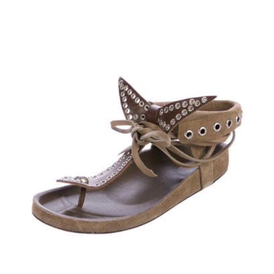 """Authentic ISABEL MARANT """" Edris sandals Size 36 6 MINT"""