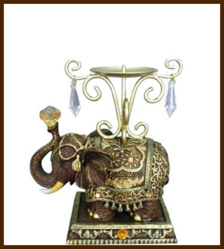 10 x Elefant Kerzenhalter 01 Wiederverkäufer Sonderposten Flohmarkt Schnäpchen
