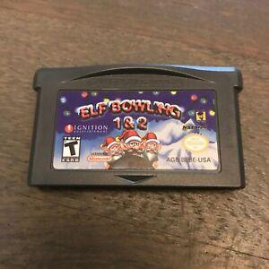 Nintendo-GameBoy-Advance-Game-Elf-Bowling-Cartridge