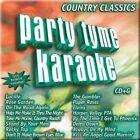 Vol 1 Country Classics Party Tyme Karaoke 2000 CD