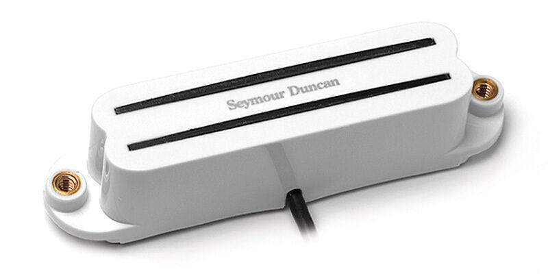 Seymour Duncan SHR-1 Hot Rails for Strat - Weiß, bridge