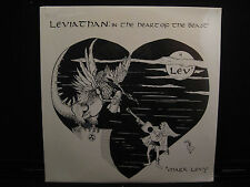 Mark Levy Leviathan: In The Heart Of The Beast New Clear Records 000-3 SEALED