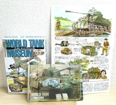 1//144 Takara Kaiyodo World Tank Museum 3 German PANZER PANTHER Ausf.G model
