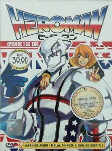 ANIME-DVD-HEROMAN-COMPLETE-TV-SERIES-VOL-1-26-END-ENGLISH-SUBTITLE-REG-ALL