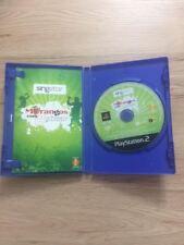 Singstar Morangos com Açucar PAL PS2 PS3(60 gb)