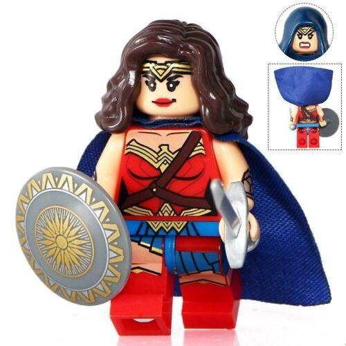 WONDER WOMAN DC COMICS MINIFIGURE FIGURE USA SELLER NEW