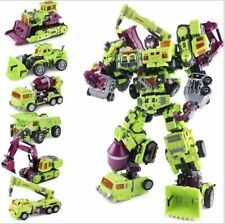 "Weijiang Oversized Devastator Robots Action Figure Toy Doll 15"" Toy New no Box"
