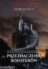 Krąg czarnoksiężnika. Księga 1. Przeznaczenie bohaterów - NEW POLISH BOOK