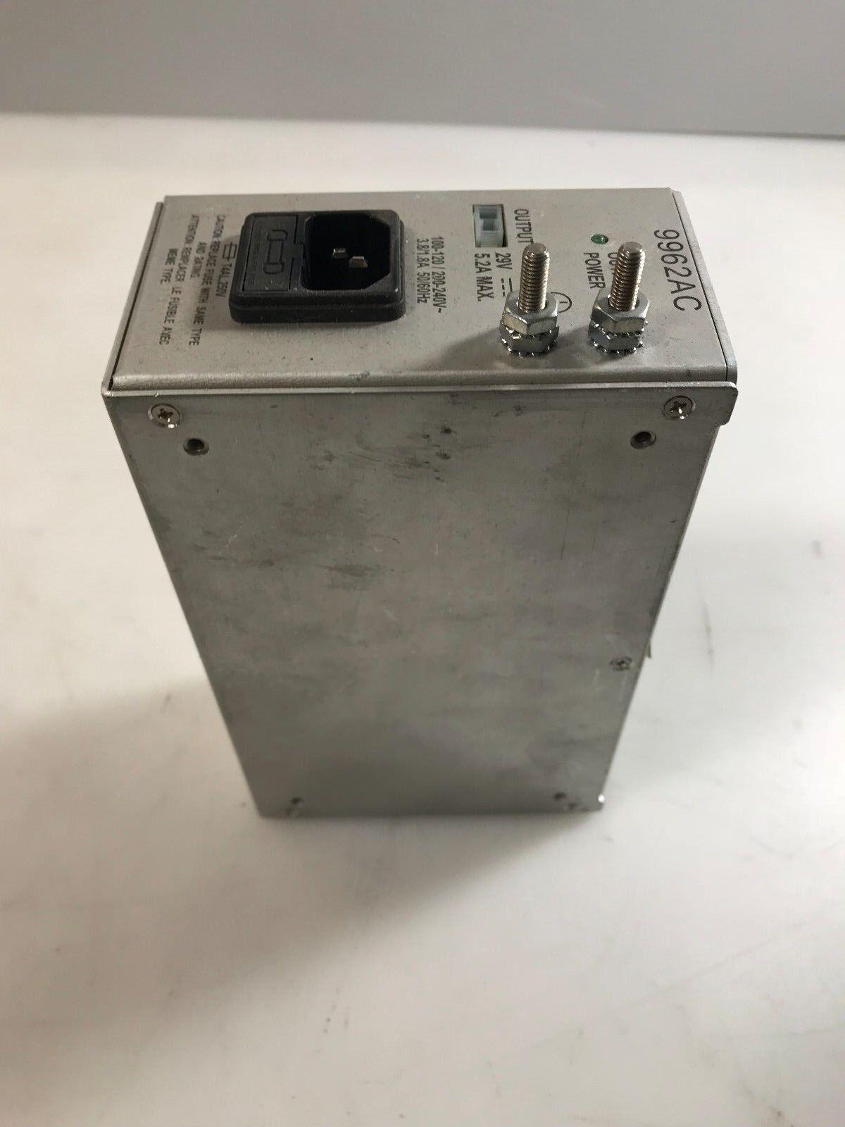 NEW Scientific Atlanta 9962AC 29v Power Supply
