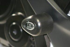 Suzuki-GSX-R600-K7-2007-R-amp-G-Racing-Aero-Crash-Protectors-CP0214BL-Black-Bobbins