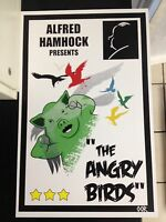 Angry Birds Poster Print