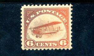 USAstamps-Unused-FVF-US-First-Airmail-Jenny-Scott-C1-OG-MNH
