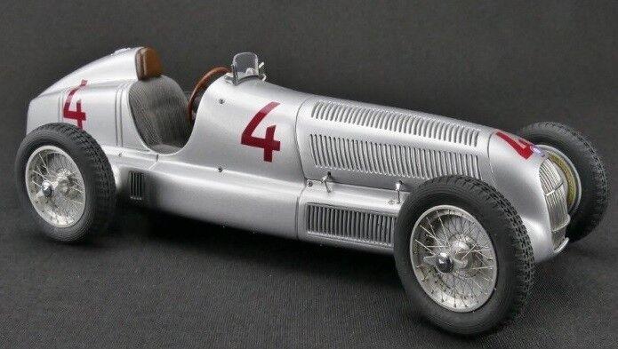 CMCM-104 - Voiture de courses MERCEDE W25 n°4 du Grand prix de Monaco de 1935 du