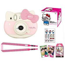 Fujifilm Fuji Instax Mini Hello Kitty Instant Film Camera Set Limited Edition AU