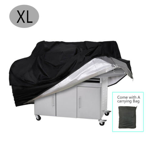 XS//S//M//L//XL Waterproof BBQ Grill Cover Gas Heavy Duty for Home Yard Garden Use