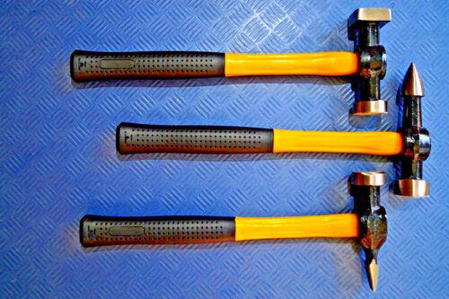 Ausbeulhammer Satz Ausbeulsatz Treibhammer Ausbeulwerkzeug Beulen Reparat 7 tlg