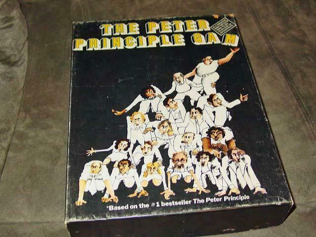 SKOR-MOR 1973 - The Peter Principle Game   Where Nothing Fails Like Success