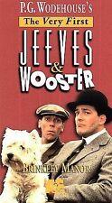 Jeeves and Wooster: Brinkley Manor (VHS, 1999)