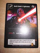 STAR WARS CCG JEDI KNIGHTS CARD MINT/N-MINT PROMO P1 DARTH VADER'S LIGHTSABER