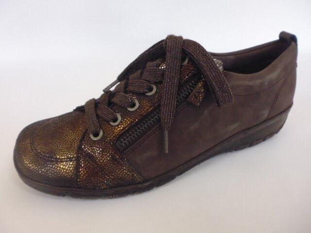 Zapatos mocasines cuero schnürzapatos de Jenny talla talla talla 4,5 (37,5) ancho H  promociones