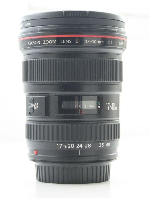 Canon EF 17-40mm F4.0 L USM Cameraland.co.za Cape Town