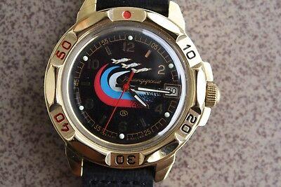Vostok (wostok) Komandirskie - Russische Armbanduhr 2