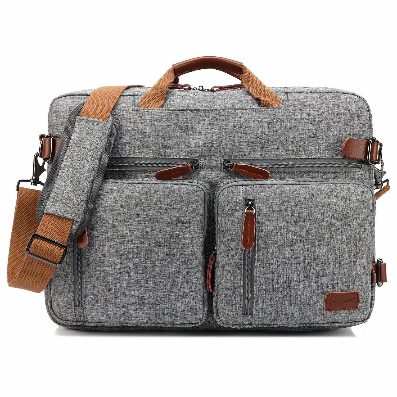 CoolBELL Laptop Bag Backpack Messenger Shoulder Case Handbag 17.3