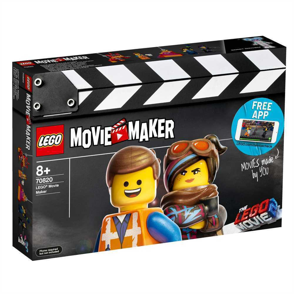 LEGO ®  The LEGO ® Movie 2 ™ 70820-LEGO ® Movie renderer - 482 parti NUOVO & OVP  miglior servizio