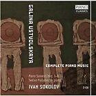 Galina Ustvolskaya - : Complete Piano Music (2013)