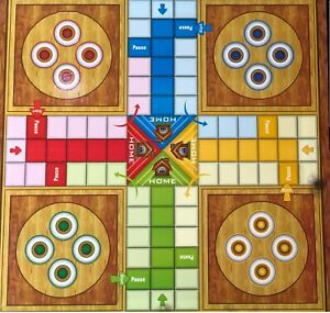 Large-Wooden-Effect-Cardboard-Ludo-Traditional-Family-Board-Game-Adults-Kids-New
