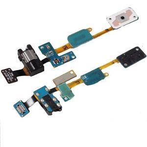 Para-Samsung-Galaxy-J7-Prime-Inicio-boton-Flex-Cable-para-auriculares-Jack-de-reemplazo